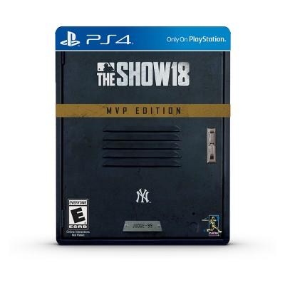 MLB The Show 18: MVP Edition - PlayStation 4
