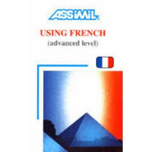 Book Method Using French - (Day by Day Method Assimil) by  Anthony Bulger (Paperback) - image 1 of 1