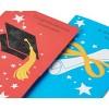 6ct Graduation Cap And Diploma Graduation Greeting Card - image 4 of 4