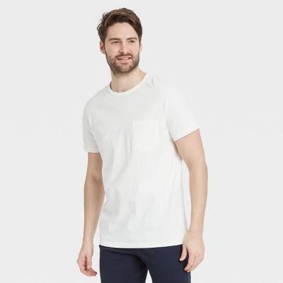 Men's Regular Fit Short Sleeve Crewneck T-Shirt - Goodfellow & Co™