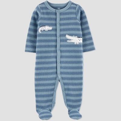 Baby Boys' Gator Sleep N' Play - Just One You® made by carter's Blue Newborn