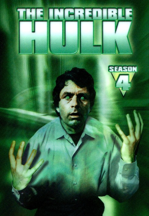 The Incredible Hulk: The Complete Fourth Season [4 Discs] - image 1 of 1