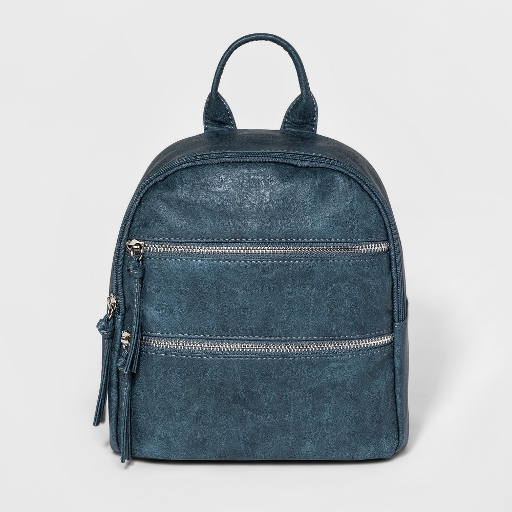 Women's Bueno Washed Backpack - Navy (Blue)