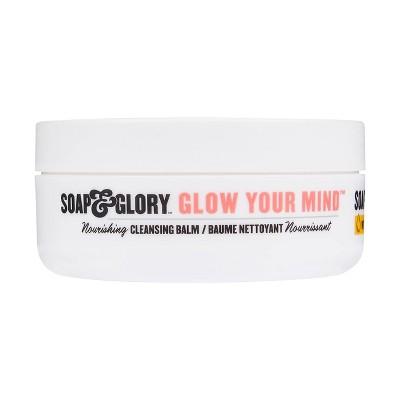 Soap & Glory Glow Your Mind Nourishing Cleansing Balm - 3.3 fl oz