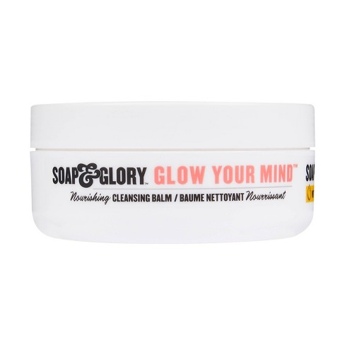 Soap & Glory Glow Your Mind Nourishing Cleansing Balm - 3.3 fl oz - image 1 of 4
