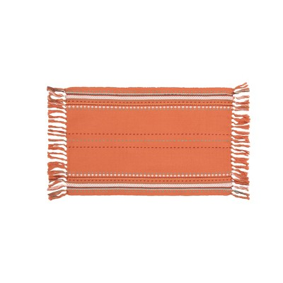 C&F Home Southwest Terracotta Placemat Set of 6