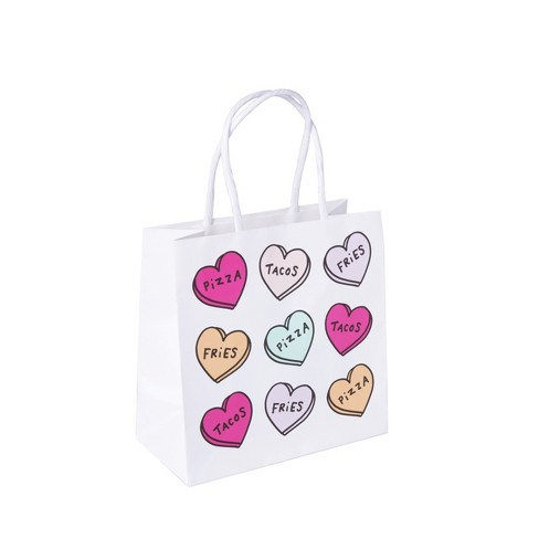 Heart with Letters Small Square Bag - Spritz™ - image 1 of 1