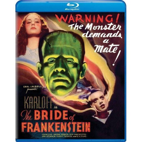 The Bride Of Frankenstein (Blu-ray) - image 1 of 1