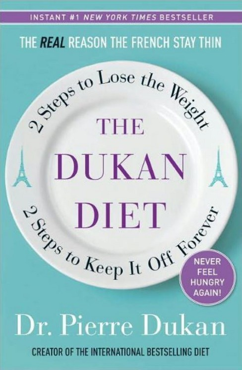 The Dukan Diet (Hardcover) (Pierre Dukan) - image 1 of 1