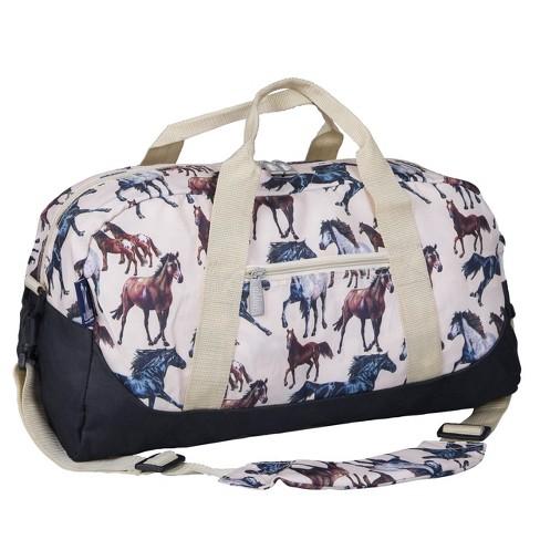 Horse Dreams Overnighter Duffel Bag - image 1 of 4