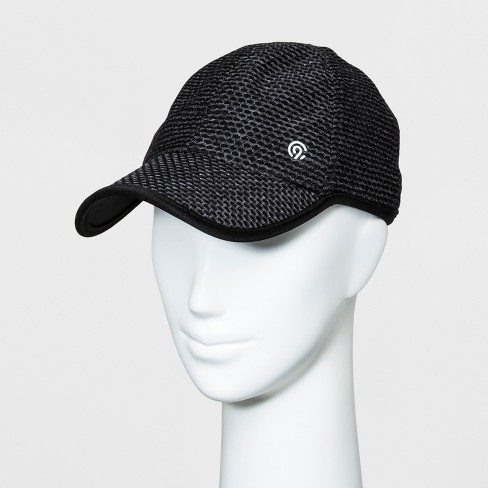3e6179efff0 Women s Texture Mesh Baseball Hat - C9 Champion® Black   Target