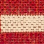 Red/Cream