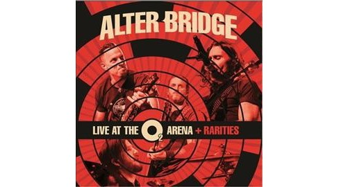 Alter Bridge - Live At The O2 Arena Plus Rarities (CD) - image 1 of 1