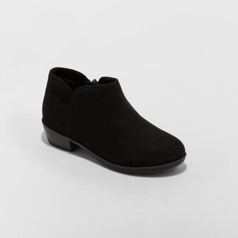 8ed47f25cb Girls' Frankey Laser Cut Fashion Boots - Cat & Jack™ : Target