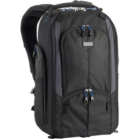 Think Tank StreetWalker V2.0 Backpack for Mirrorless & DSLR Cameras, Lenses and 10  Tablet, Black - image 1 of 4