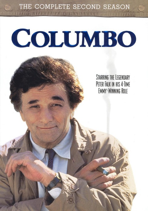 Columbo: The Complete Second Season [4 Discs] - image 1 of 1