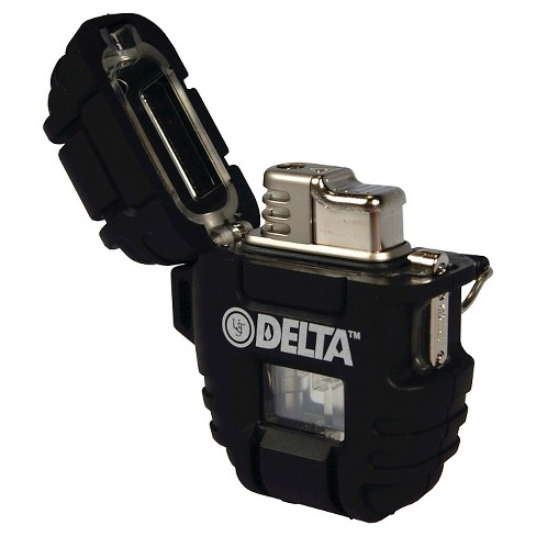 UST Delta Stormproof Lighter - Black - image 1 of 1