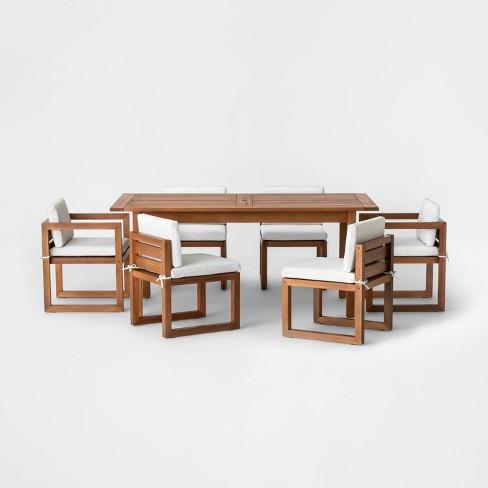kaufmann 7pc patio dining set project 62
