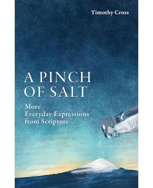 Pinch of Salt : More Everyday Expressions from Scripture (Paperback) (Timothy Cross) - image 1 of 1