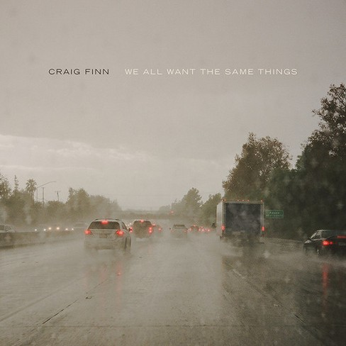 Craig Finn - We All Want The Same Things (CD) - image 1 of 1
