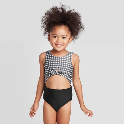 4T US STOCK Toddler Girls Bathing Suit One Piece Swimsuit size 3T