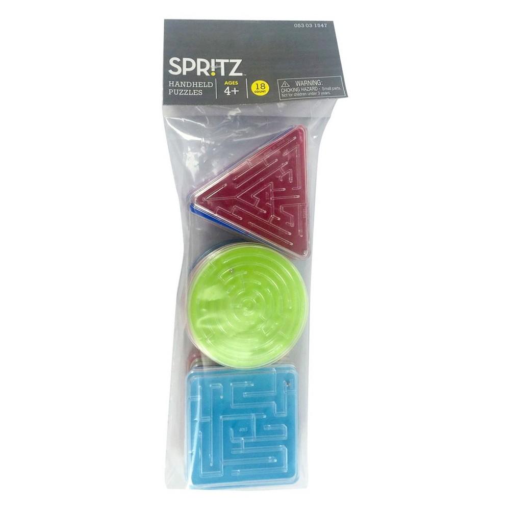 18ct Plastic Puzzle - Spritz