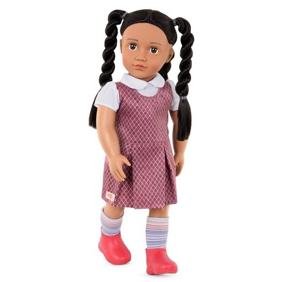 """Our Generation Frederika 18"""" School Fashion Doll"""