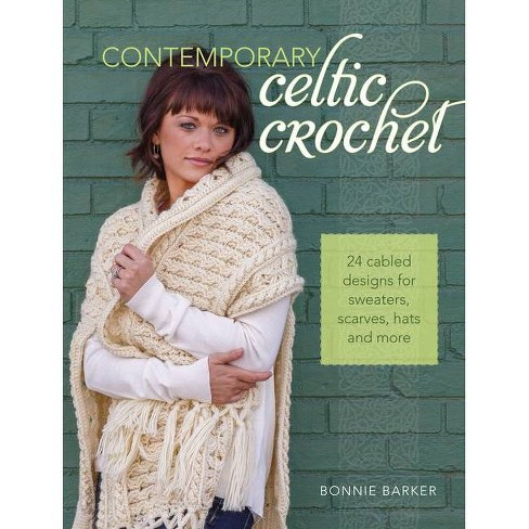 Contemporary Celtic Crochet - by  Bonnie Barker (Paperback) - image 1 of 1