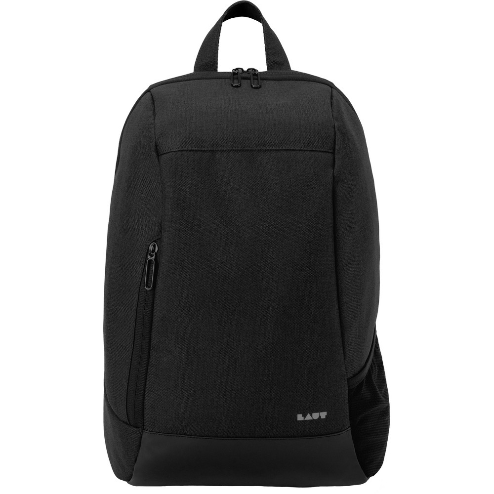 "Image of ""LAUT 18"""" Backpack - Black"""
