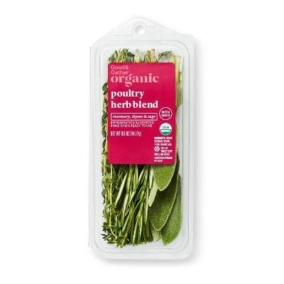 Organic Poultry Blend - 0.5oz - Good & Gather™