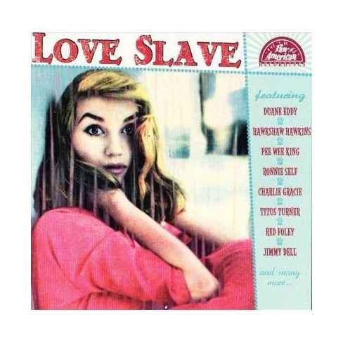 Various - Love Slave (CD) - image 1 of 1
