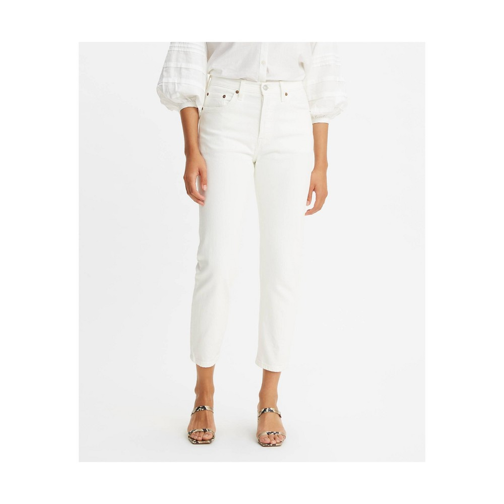 Levi 39 S 174 Women 39 S 501 8482 Super High Rise Straight Cropped Jeans In The Clouds 24
