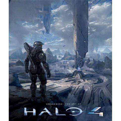 Awakening: The Art of Halo 4 - by  Paul Davies (Hardcover) - image 1 of 1