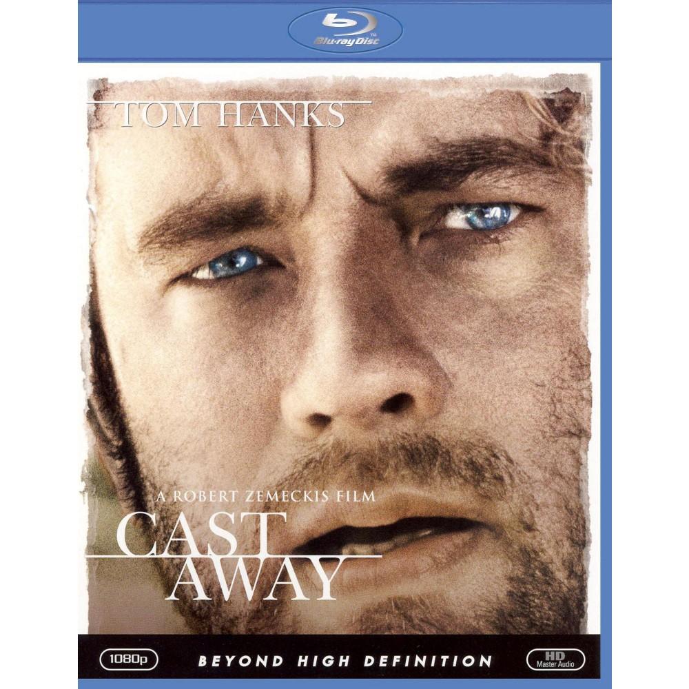 Cast Away [Blu-ray], Movies