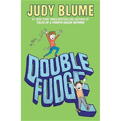 Double Fudge - by  Judy Blume (Paperback) - image 1 of 1