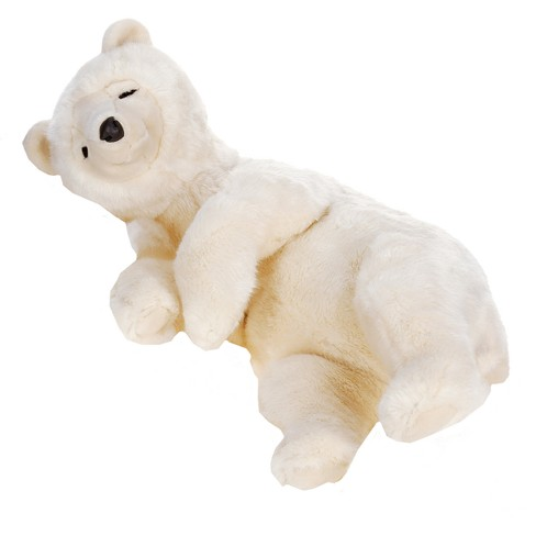 Hansa Floppy Polar Cub Plush Toy Target