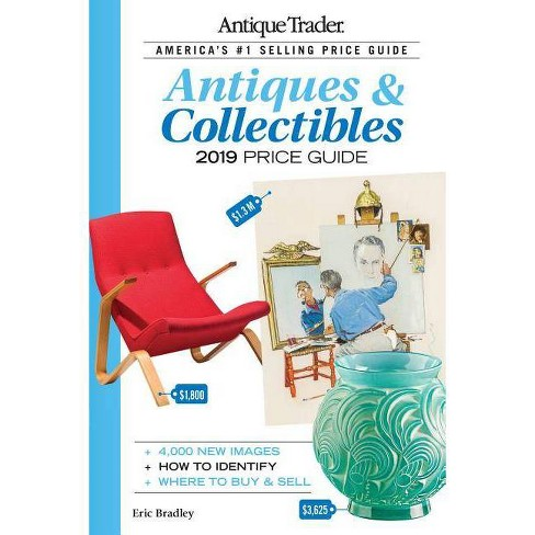Antique Trader Antiques & Collectibles Price Guide 2019 -  35(Paperback) - image 1 of 1