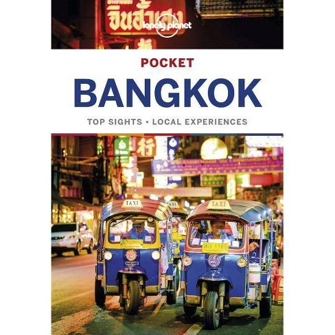 Lonely Planet Pocket Bangkok - 6 Edition by  Lonely Planet & Austin Bush (Paperback) - image 1 of 1