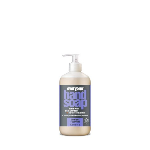 Everyone Lavender Coconut Hand Soap - 12.75 fl oz - image 1 of 3