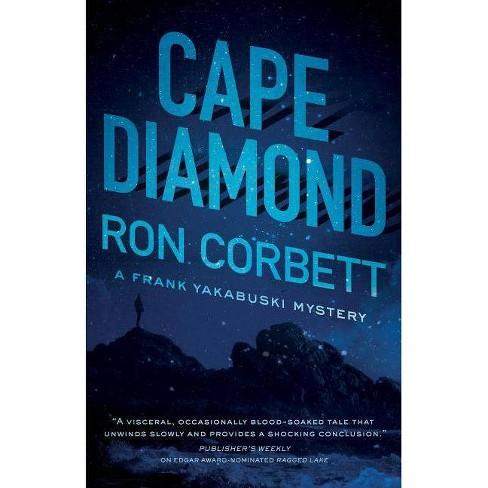 Cape Diamond - (Frank Yakabuski Mystery) by  Ron Corbett (Paperback) - image 1 of 1