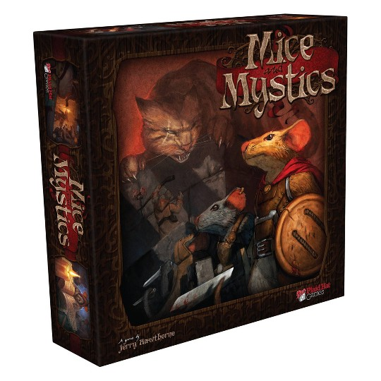 Plaid Hat Mice & Mystics Board Game image number null