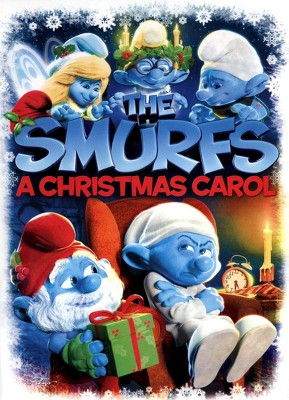 The Smurfs: A Christmas Carol (DVD)