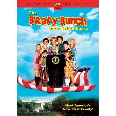 The Brady Bunch In The White House (DVD)(2004)