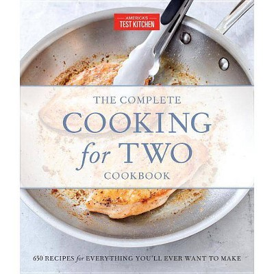 The Complete Cooking for Two Cookbook, Gift Edition - (The Complete Atk Cookbook)(Hardcover)