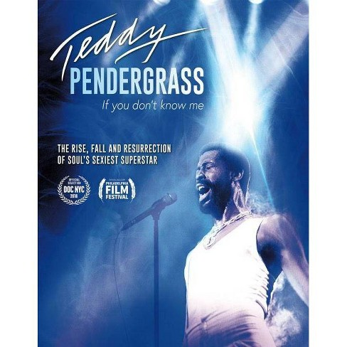 Teddy Pendergrass: If You Don't Know Me (Blu-ray) - image 1 of 1