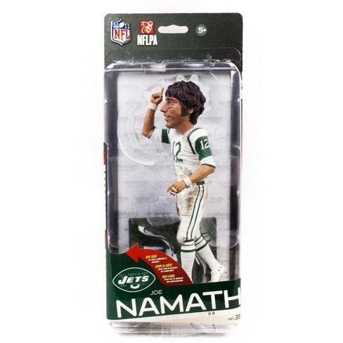 Mcfarlane Toys McFarlane NFL Series 35 New York Jets Joe Namath Bronze Variant Action Figure - image 1 of 3