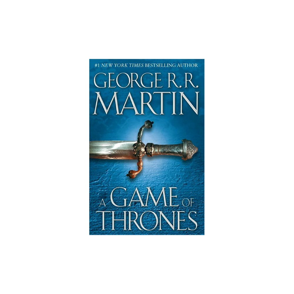 Game of Thrones - Reissue (A Song of Ice and Fire) by George R. R. Martin (Hardcover)