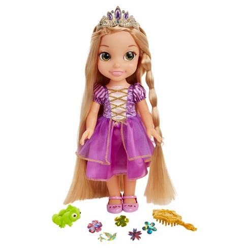 Disney® Princess Tangled Glow N' Style Rapunzel - image 1 of 10