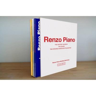 Renzo Piano Box - (Mixed Media Product)