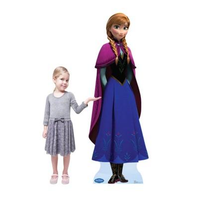 Birthday Express Frozen Party Anna Standup - 6' Tall